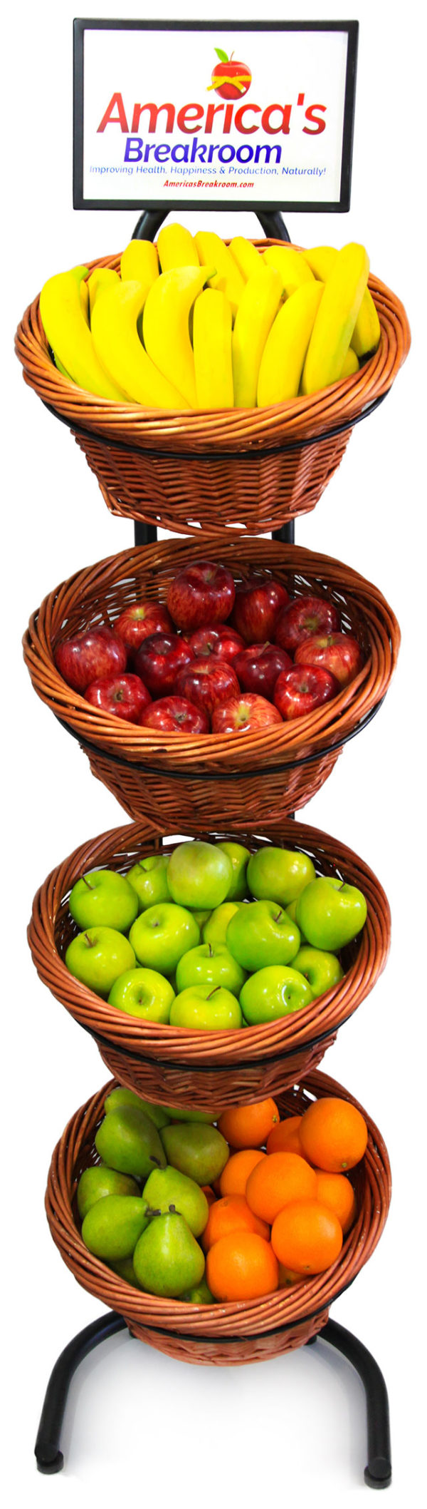 Office Fruit Delivery Large Premium Basket